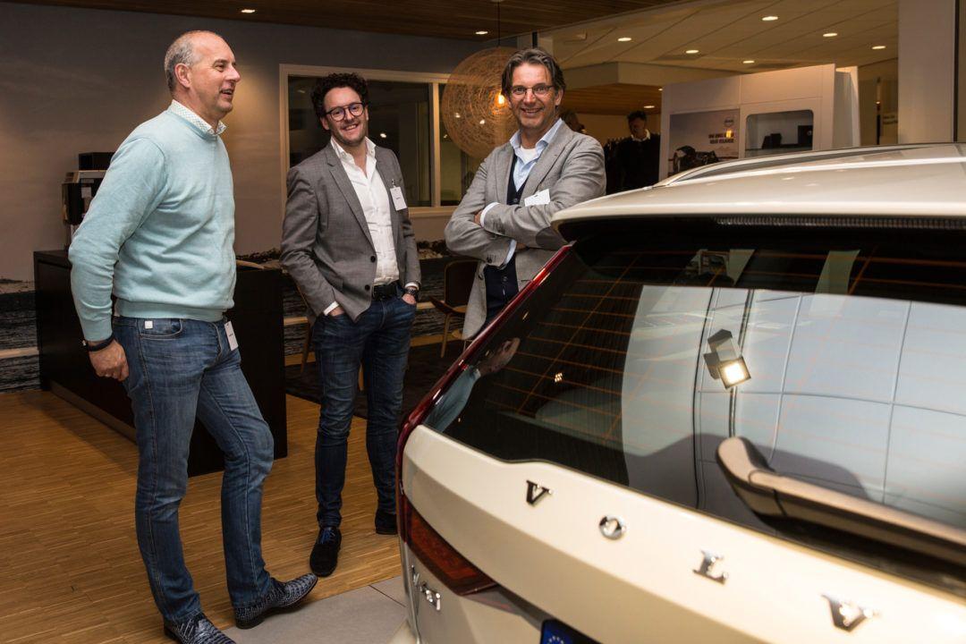 Event Serva Volvo in Amersfoort