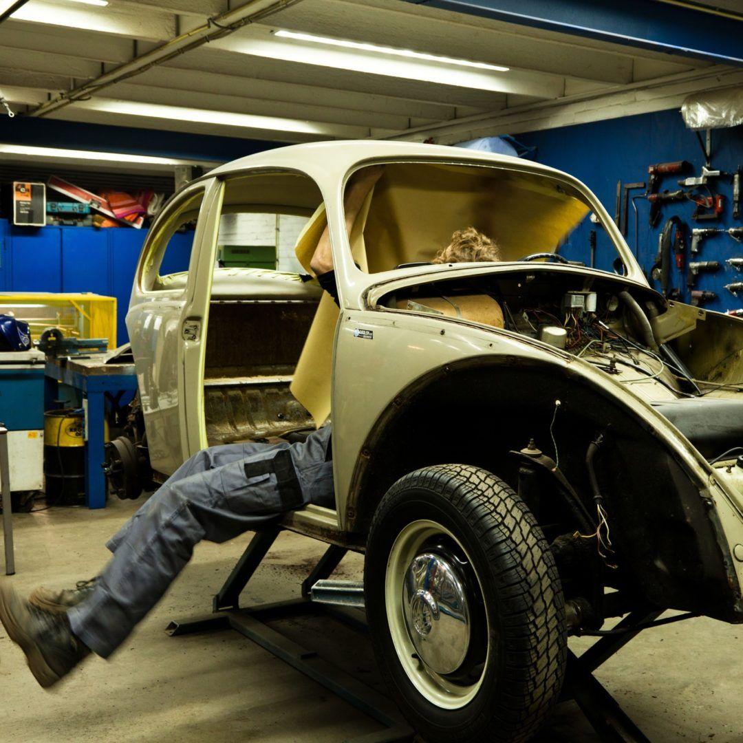 Renovatie VW Kever