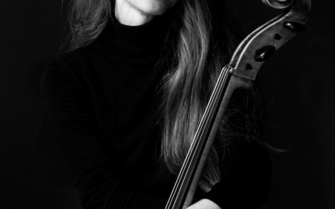 Portretfoto muziekdocent Gala van Fulco Muziekonderwijs
