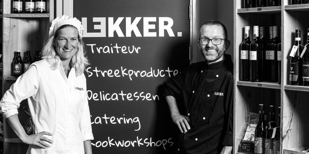 Team cateraar Lekker Driebergen