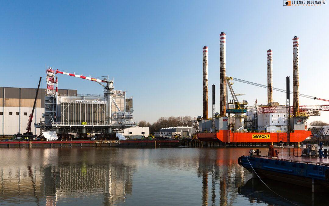Offshore platform TenneT